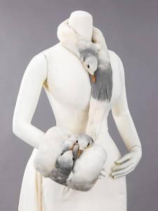 Gull Muff in Metropolitan Museum of Art