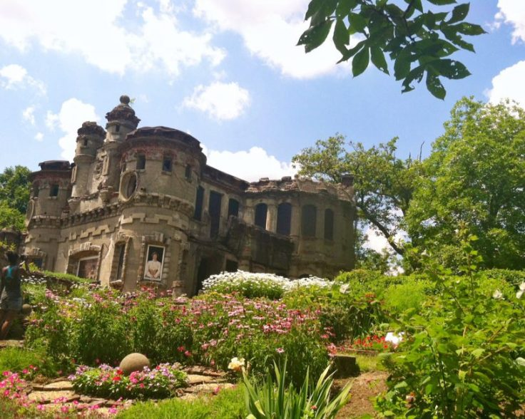 Bannerman Castle Residence