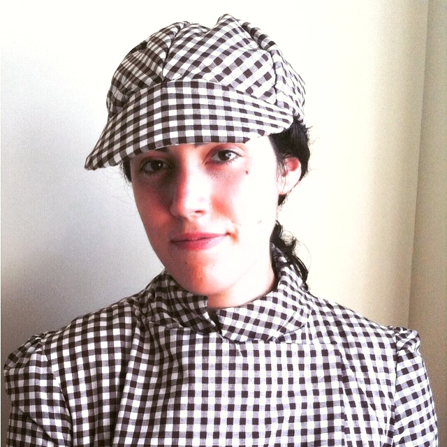 Sharon Twickler as Nellie Bly