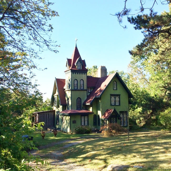 Gothic Revival 22 Pendleton Place Staten Island