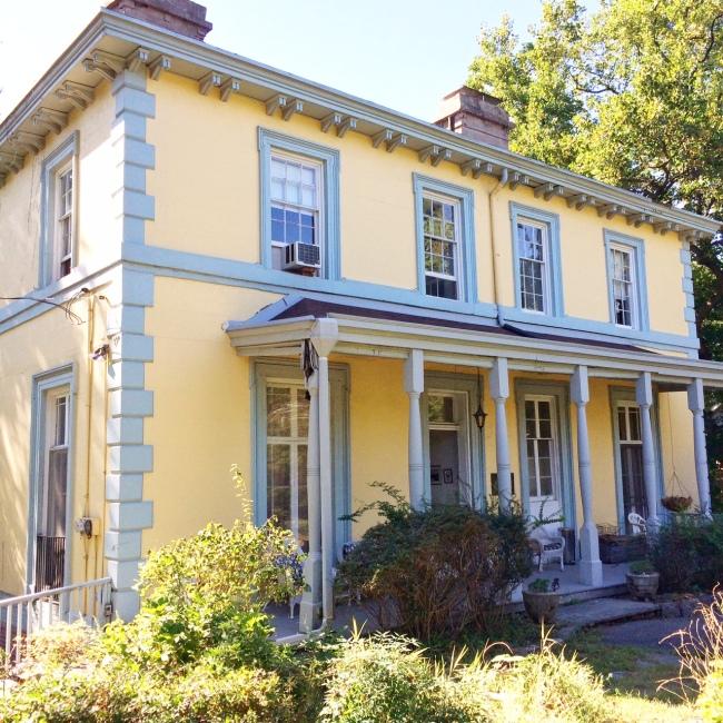 Pritchard House, Hamilton Park, Staten Island