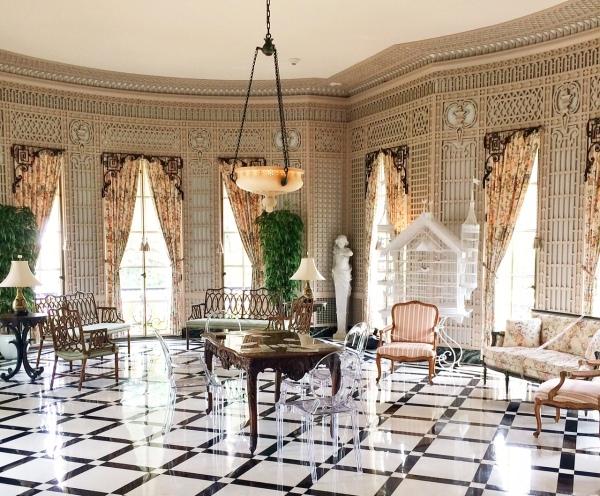 Nemours estate conservatory