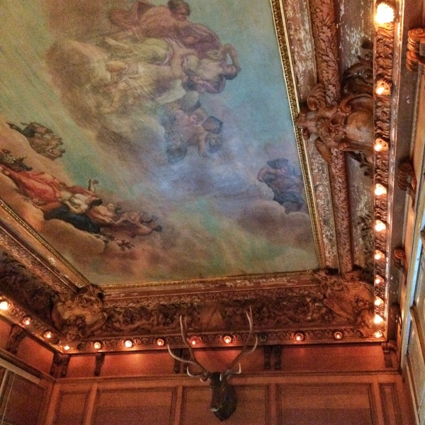 Staatsburgh ceiling
